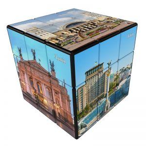 Кубик Рубика V-CUBE 3х3 Ukraine