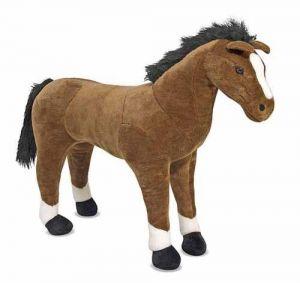 Гигантская плюшевая лошадь 100см. Melissa & Doug MD12105