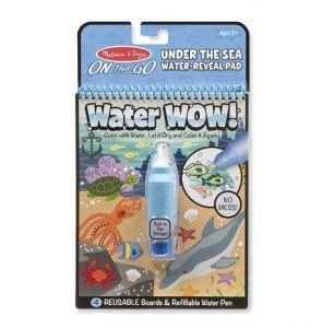 Волшебная водная раскраска Подводный мир Melissa & Doug MD19445