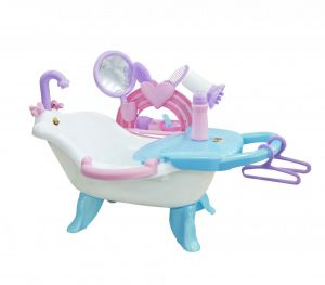 Игровой набор для купания кукол с аксессуарами