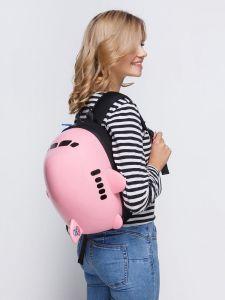 Рюкзак самолёт Ridaz Аirplane Pink, объем 8 л.