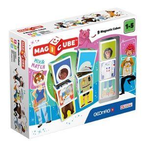 Geomag магнитные кубики MAGICUBE Mix & Matсh 9 кубов