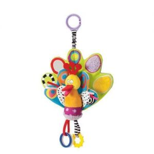 Развивающая игрушка-подвеска Taf Toys - ПАВЛИН