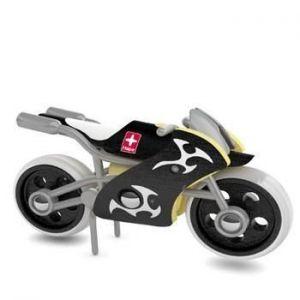Игрушка из дерева мотоцикл из бамбука E-Superbike