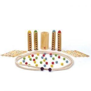 Деревянная игрушка головоломка с шариками Rapido Hape