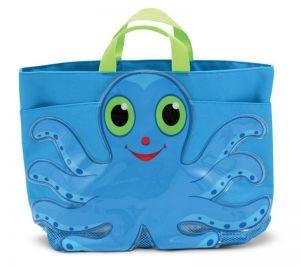 Пляжная сумочка Осьминог Флекс Flex Octopus Beach Tote Bag