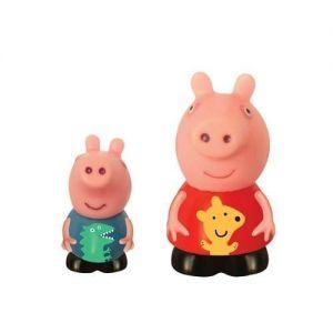 Набор игрушек-брызгунчиков Peppa - ПЕППА И ДЖОРДЖ