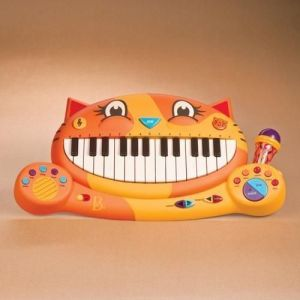 Музыкальная игрушка – КОТОФОН (звук)
