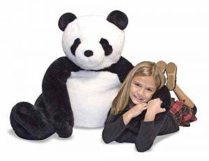 Гигантская плюшевая панда, 70 см. Melissa & Doug MD13990