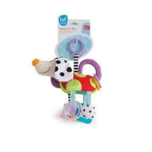 Развивающая игрушка-подвеска TAF TOYS - СМЫШЛЕНЫЙ ПЕСИК