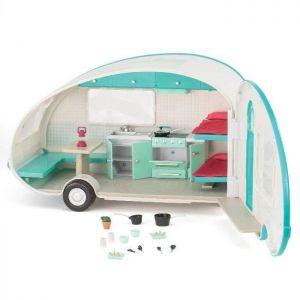 Транспорт для кукол LORI Фургон на колесах LO37001