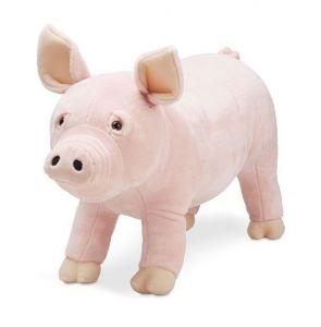 Плюшевая розовая свинка Melissa & Doug MD8833