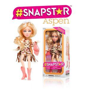 SnapStar Кукла Аспен Aspen