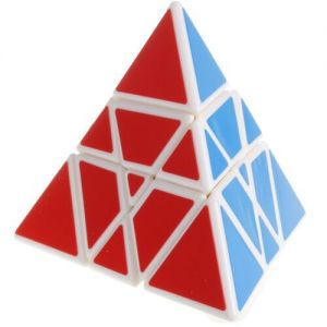 Пирамида Рубика YJ Mastermorphix Мастерморфикс Ю-Джи